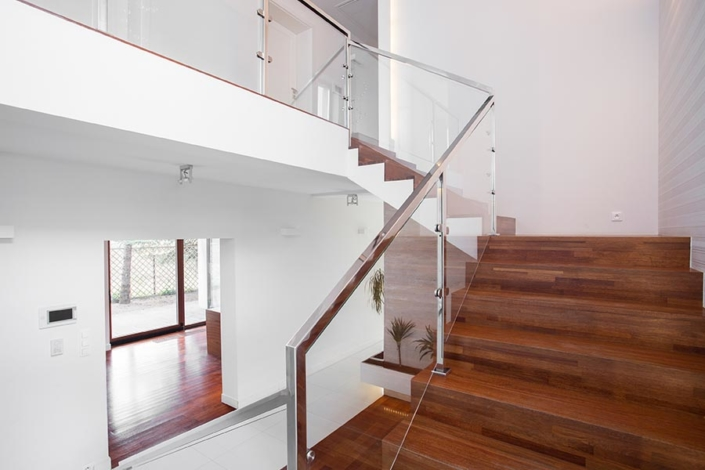 Glass Staircases Wirral